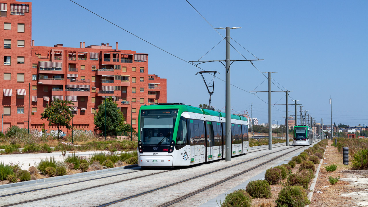 MM 3130 (Typ Urbos 3) Andalucia Tech, Malaga